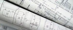 foto de plano de construcción