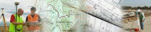 Montaje servicios en topografía